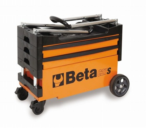 Beta Tool Box (BETA TOOLS C27S FOLDING TOOL TROLLEY FOR PORTABLE USE)