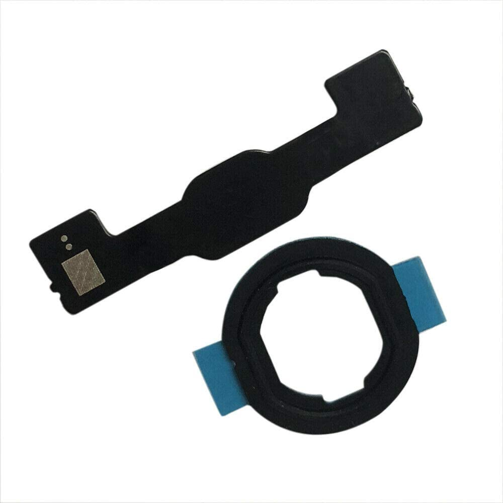 GinTai Replacement for iPad 5 Home Button Bracket with Gasket