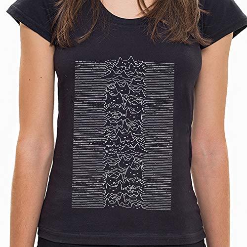 [New] Camiseta Fuur Division - Feminino - Camiseta Fuur Division - Feminina - Gg