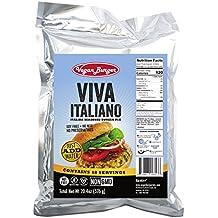 Vegan Burger (18 Serving Bag): Viva Italiano Mix - Long Term Storage 10+ Years