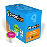 Chocolate Buttercream Decaf Single Serve Cups for Original Keurig K Cup Brewers - 24 Ct. Box