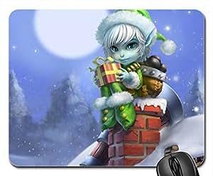 League of Legends - Tristana Mouse Pad, Mousepad (10.2 x 8.3 x 0.12 inches)