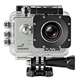 "Original SJCAM SJ5000 WIFI Novatek 96655 14MP 2.0"" LCD 1080P 170 Degree Wide Angle Sport Action Camera Waterproof Cam DV Camcorder Outdoor for Bicycle Motorcycle Diving Swimming SILVER Action Cameras SJCAM"