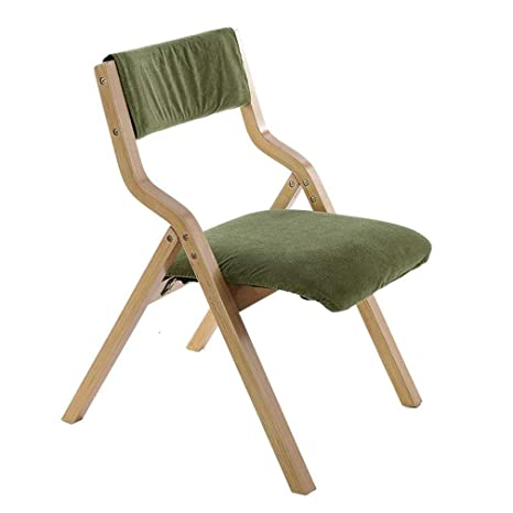 Chair SHLDTZ Taburete de Comedor Plegable con Respaldo de ...