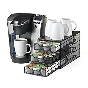 Nifty Home 3-Tier K-Cup Drawer