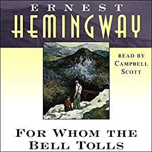 For Whom the Bell Tolls | Livre audio