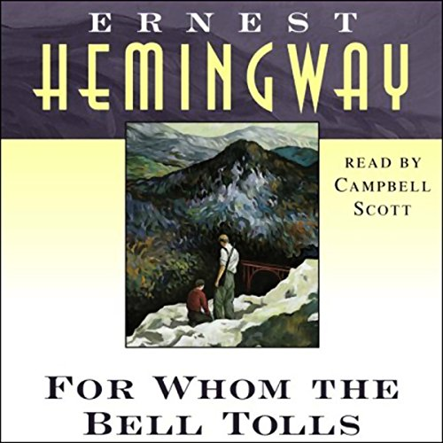 For Whom the Bell Tolls by Simon & Schuster Audio