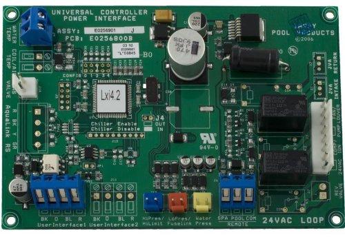 Zodiac R0470200 Universal Control Power Interface Replacement Kit for Select Zodiac Legacy LRZE Pool and Spa Heater by Zodiac