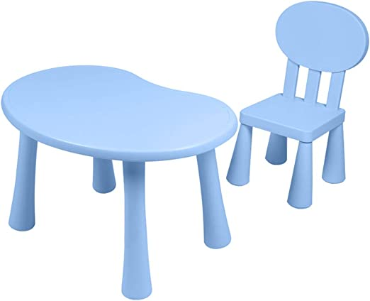Juegos de mesas y sillas Mesa y mesa de estudio del paquete de sillas mesa de