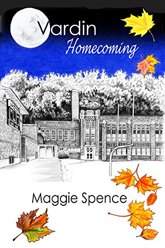 Six former friends reluctantly reunite eight years after finding the dead body of their friend.  Maggie Spence's small town mystery Vardin Homecoming