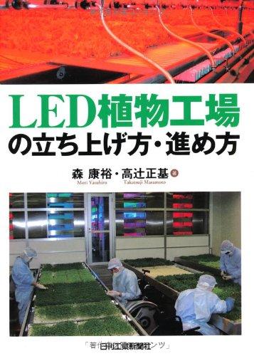 LED植物工場の立ち上げ方・進め方