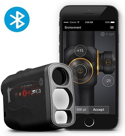 ATN Laser Ballistics Localizador de Rango con Bluetooth