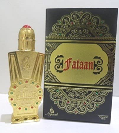 Fataan Gold - Arabian Designer Therapeutic Essential Perfume Oil Fragrance - Long Lasting Attar / Itar