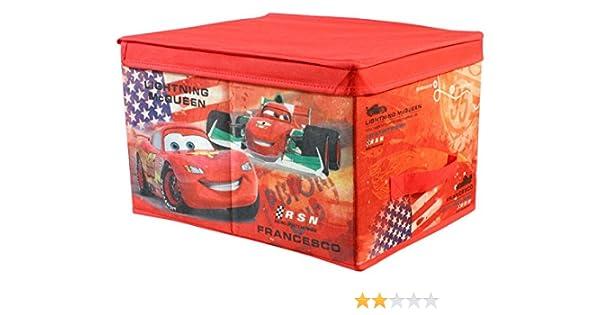 P: os 23136 Disney Cars Caja, Aprox. 30 x 40 x 25 cm: Amazon.es: Hogar
