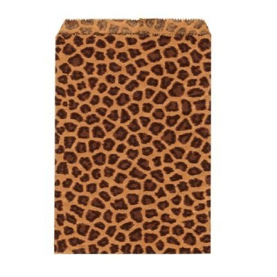 Paper Cheetah Leopard Animal Retail