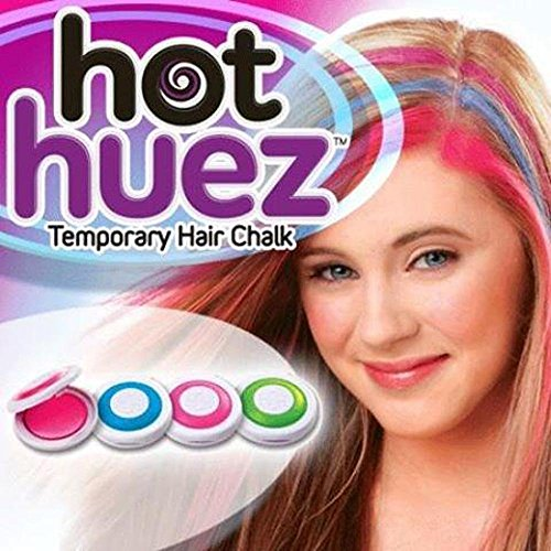 Hot Huez Temporary Chalk Set Colors product image