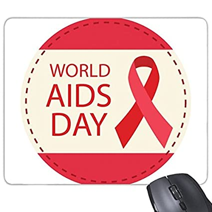 Amazon World Aids Day 1st December Red Ribbon Awareness Hiv