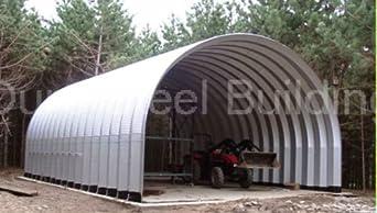 Amazon Com Duro Span Steel S20x20x12 Metal Building Kit