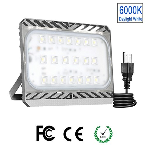 100W Led Flood Light Housing - 4