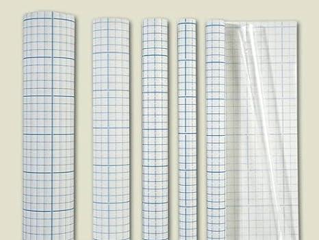 Brunnen - Pellicola di protezione per libri e quaderni, da tagliare, 300 x 40 cm 104000399