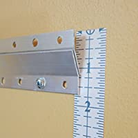 Heavy Duty Display Panel or Picture Hanger Z Bar French Cleat Pairs 150 to 450mm