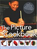 img - for The Picture Cookbook, No-Cook Recipes for the Special Chef book / textbook / text book