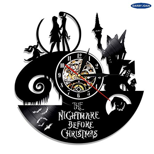 CHITOP Nightmare Before Christmas   Nightmare Before Christmas led Lighting Color Changing Wall Light Remote Controller led Backlight Modern Interior Decor