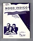 img - for Mood Indigo - Vintage 1931 Sheet Music. Duke Ellington, Irving Mills, Albany (Barney) Bigard. Norman Petty Trio Cover Variant. Gotham Music Srvice,Inc. / Mills Music Inc. book / textbook / text book