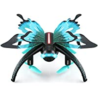 Butterfly Drone, Bangcool RC Quadcopter Simulated Butterfly Camera WIFI RC Drone Aircraft with Remote Controller