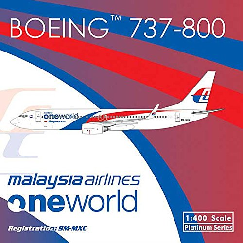 (Malaysia Airlines 737-800W