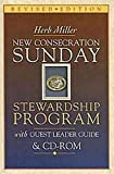 img - for New Consecration Sunday Stewardship Program with Guest Leader Guide & CD-ROM: Revised Edition book / textbook / text book