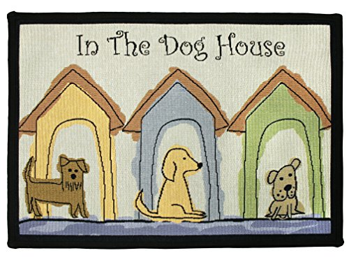 Park B Smith Ltd PB Paws & Co. Multi Dog Houses Tapestry Ind