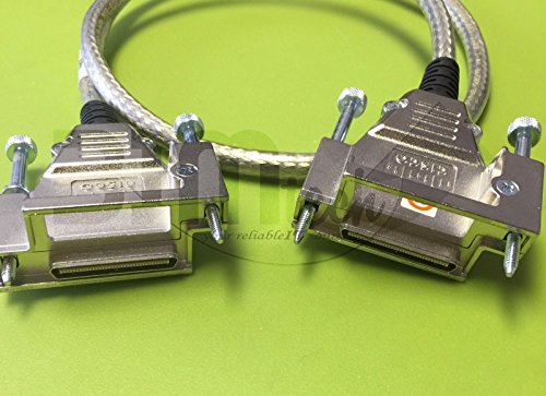 Meter Cab Stack 1 (Generic Brand for Cisco CAB-STACK-1M(72-2633-01) StackWise 1 Meter Stacking Cable !QTY AVAILABLE1)