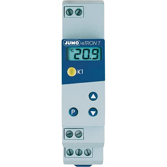 Termostato Digital Jumo ETRON T 701050/811 - 31 - 12 - 24 V/DC ...