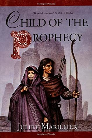 book cover of Child of the Prophecy