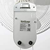 Hurricane HGC736503 Wall Mount Fan 16 Inch, Classic