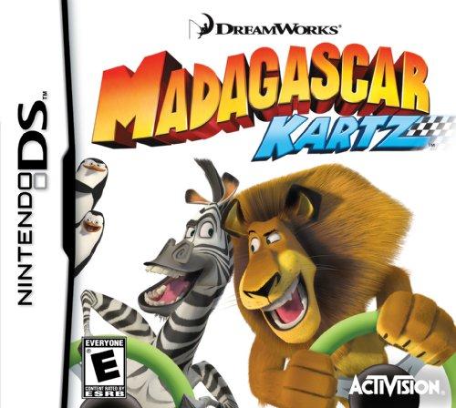 Madagascar Kartz - Nintendo DS (Game Only) (Best Ds Racing Games)