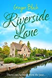 Front cover for the book Riverside Lane by Ginger Black