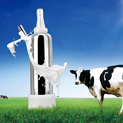 Silvery Stainless Steel Cow Milk Pulse Controller for Milking Machine