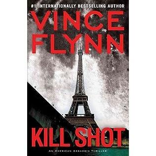 book cover of Kill Shot