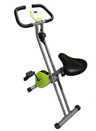 Bicicleta Plegable Deportium Verde