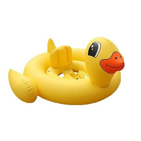 Uleade Flotadores para bebés, Inflable de Piscina Nadar Anillo para Bebe, Flotador inflable para