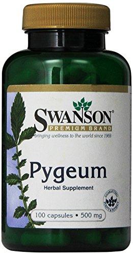 Pygeum 500 Caps Swanson Premium