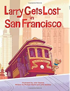 larry gets lost in san francisco - Abbi Jacobson Coloring Book