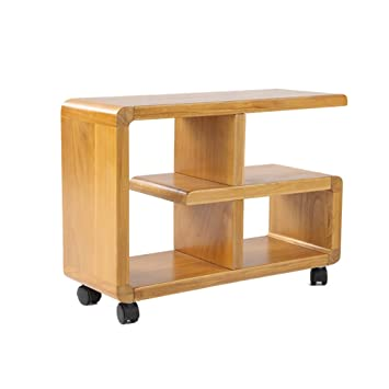 Etagere De Rangement Table De Chevet Mobile Table De