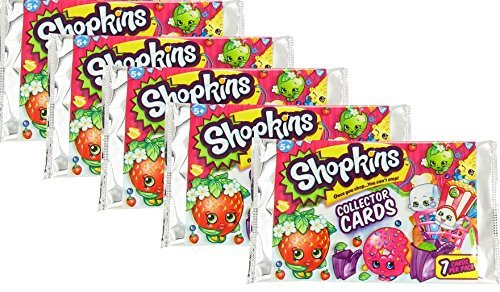 muchas concesiones Not T4K Shopkins Trading Cocheds (6 Pack) by Not Not Not T4K  nueva marca