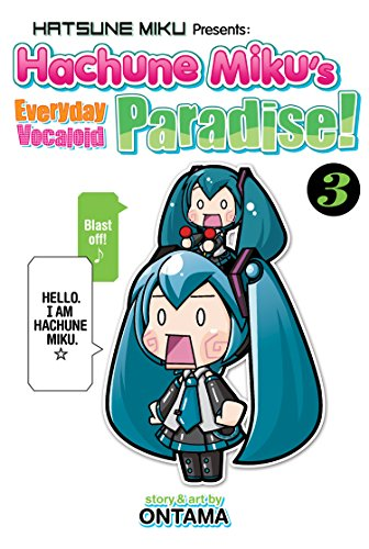 Hatsune Miku Presents: Hachune Miku's Everyday Vocaloid Paradise Vol. 3