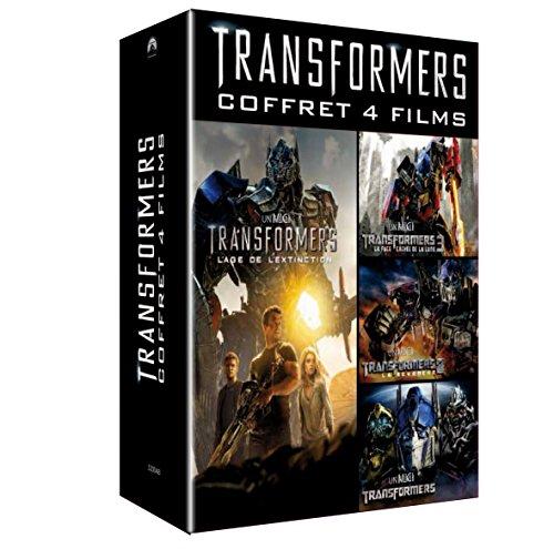 Transformers - Quadrilogie : Transformers + Transformers 2 - La revanche + Transformers 3 - La face cachée de...