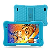 Dragon Touch Y80 Kids Tablet, 8 inch Android Tablets, 2GB RAM 16GB, Android 8.1 Oreo, Kidoz Pre-Installed with All-New Disney Contents WiFi Only 2019 - Blue
