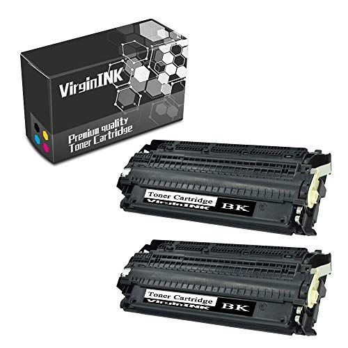 VirginInk PC800 Series Printing Toner Cartridge Replacement for Canon PC800 Printers(4,000 Page-Yield, 2 Black)